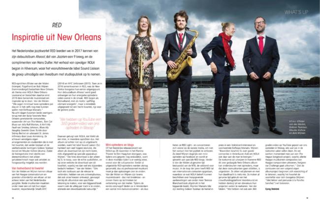 Jazzism NOLA article