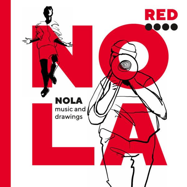 RED-NOLA-cover © De Zagerij ontwerpbureau